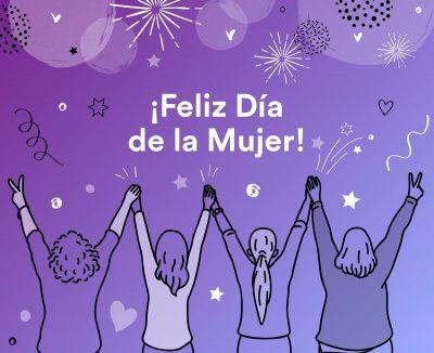 Mensajes para el Día de la Mujer