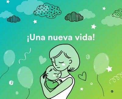 Mensajes para felicitar un nacimiento