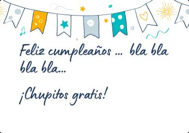 Mensaje de cumpleaños divertido para una amiga