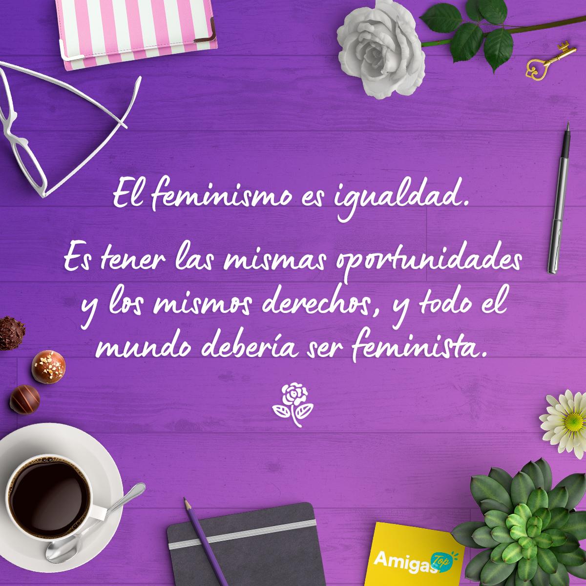 Frase bonita para el Día de la Mujer
