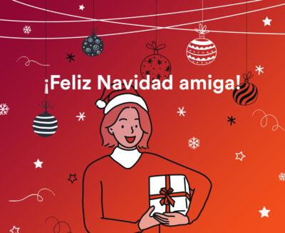 Mensajes para felicitar la Navidad y Año Nuevo